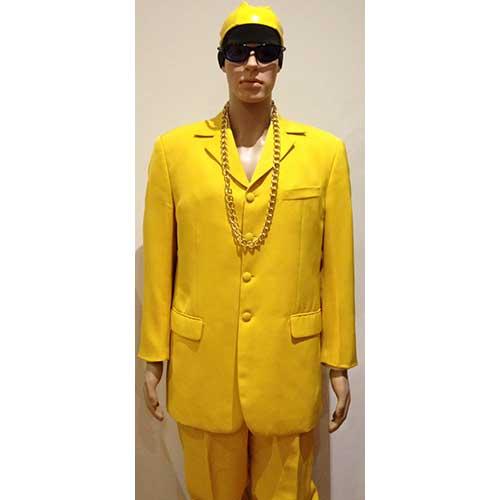 Ali g Rapper Suit Ali g Yellow Rapper Suit For