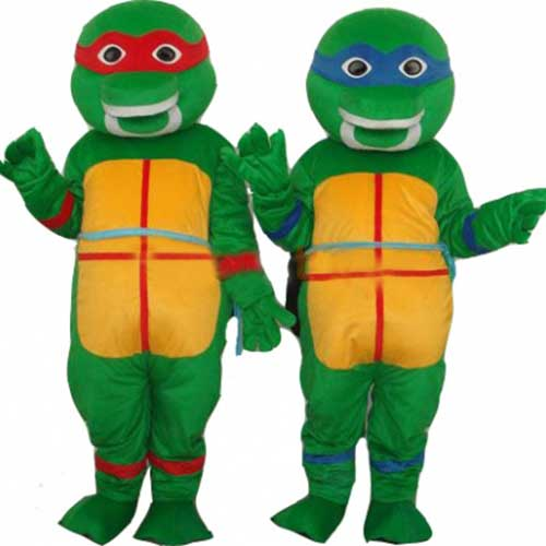 Teenage Mutant Ninja Turtle Mascot