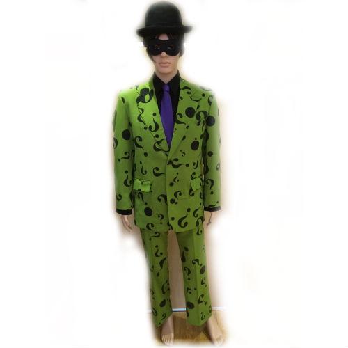 Riddler  sc 1 st  Costume World & The Riddler (FOR HIRE) - Costume World