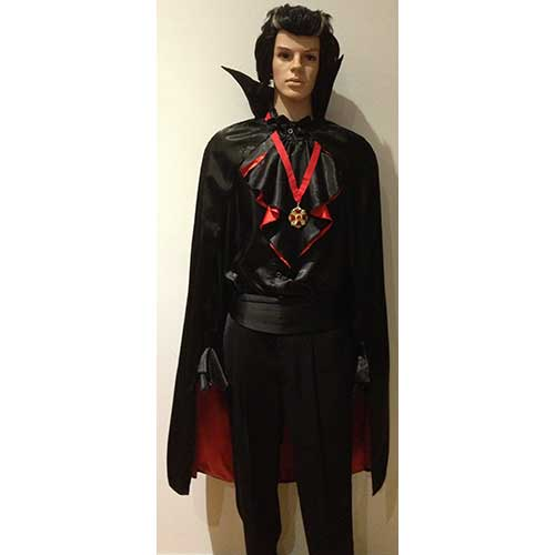 Dracula  sc 1 st  Costume World & Count Dracula / Vampire (FOR HIRE) - Costume World