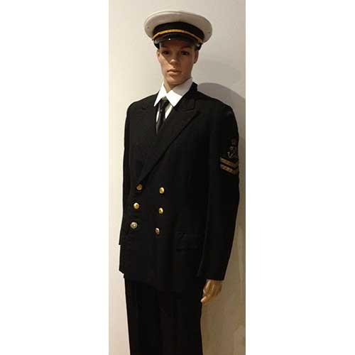 Sea Captain Uniform 117