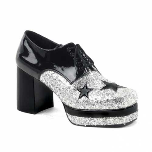 Seventies Disco Platform Shoes (FOR