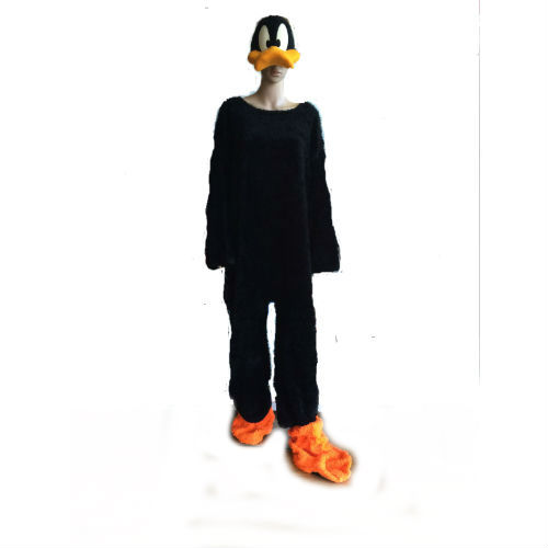 how to make a daffy duck costume