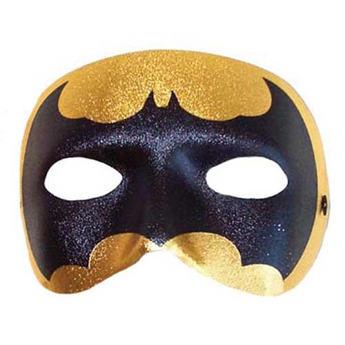 Bat Black and Gold