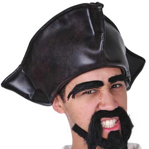 Buccaneer Pirate Captain Jack Sparrow Hat