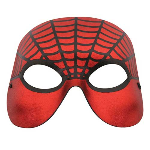 Spider Man Red with Black Web - Costume World
