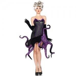 Ursula Octopus - The Little Mermaid
