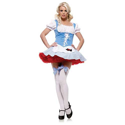 Dorothy Wizard of Oz Dress