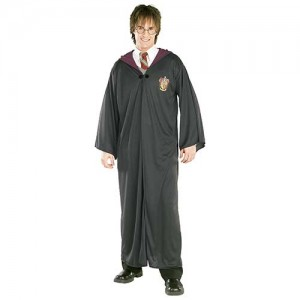 Harry Potter Hooded Robe with Clasp