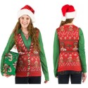 Ugly Sweater Lady