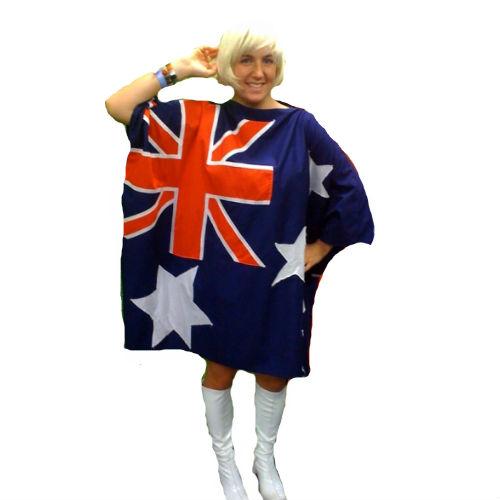 Aussie Flag Dress