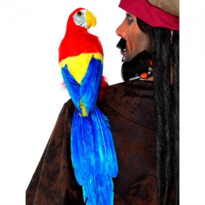 parrot prop