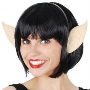 Elf Pointy Ears on Headband