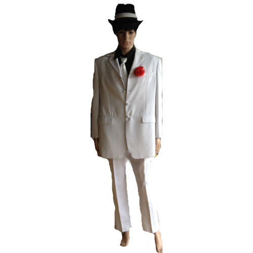Gangster White Suit
