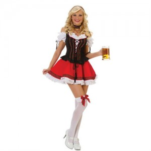 German Beer Wench