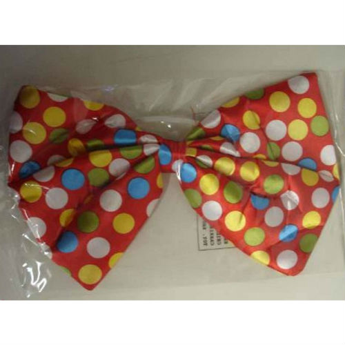 clown bowtie red