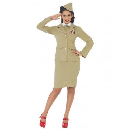 1940's retro officer