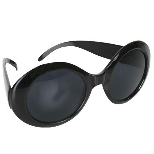 Black 50's 60's Sunglasses
