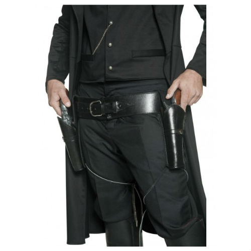 double holster & belt