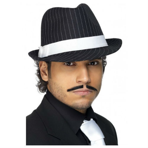 Trilby Gangster  80 s Hat - Costume World 97cc8df11b1