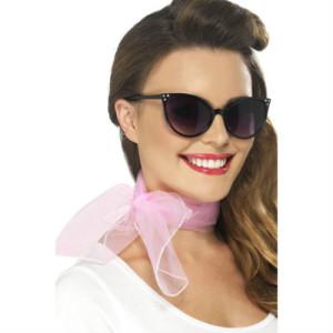 50's neck scarf