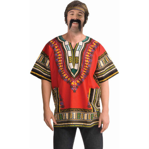 dashiki hippy shirt