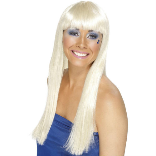 dancing queen blond wig