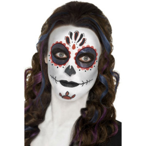 day of dead face make up