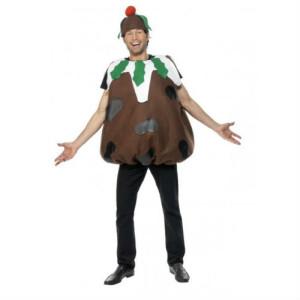 pudding costume