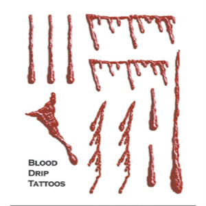 tattoo blood