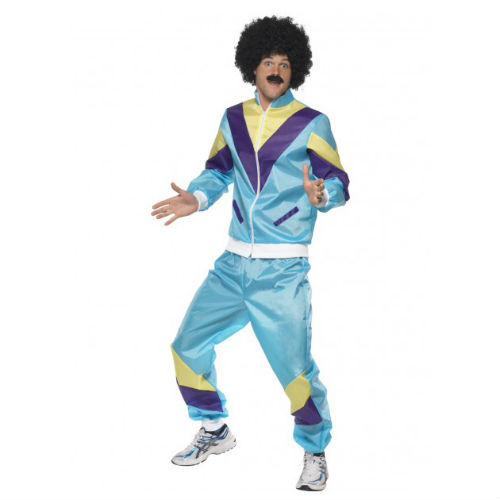 80's tracksuit male