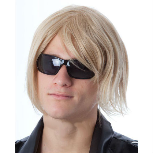 Celebrity Idol Wig Brad Pitt Keith Urban Kurt Cobain