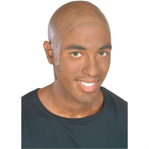 Bald Head Cap Brown
