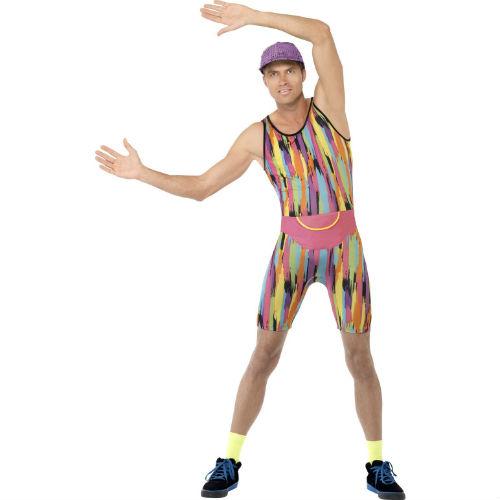 80's aerobics instructor