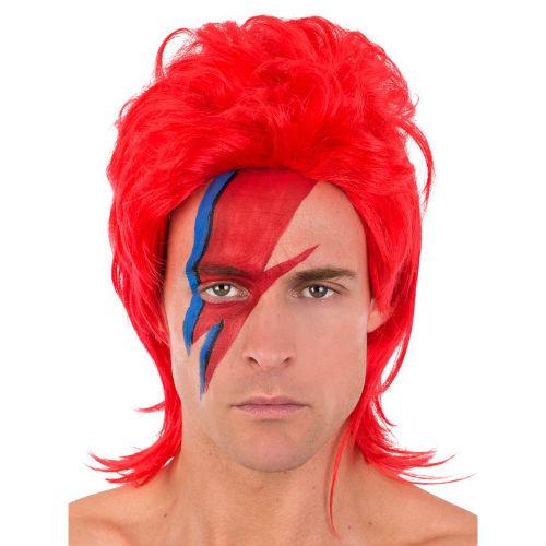 Ziggy Stardust Wigs 89