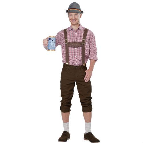Deluxe Oktoberfest Octoberfest Leiderhosen kit