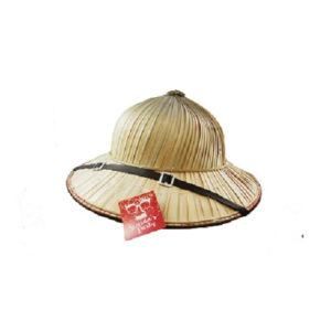 Pith Helmet Straw